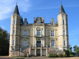 Chateau De La Moriniere, Beaupréau (рядом с городом Saint-Macaire-en-Mauges)