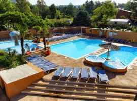 Camping Club Le Ruou, Вилькроз (рядом с городом La Haute Maure)