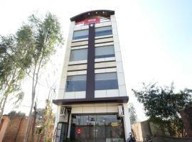 OYO 5691 Hotel Eurasia, Jahāngir (рядом с городом Barnāla)