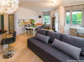 Apartment Green Inn, Čakovec