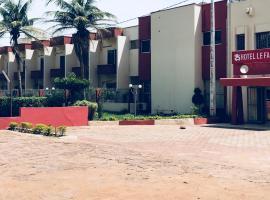 Hôtel Le Faso, Ntéguédo