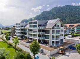 Apartment Wellenacher, Interlaken (Neuhaus yakınında)