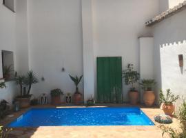 Casa Aurora, Saleres (Albuñuelas yakınında)