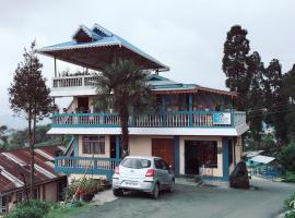 Sanjeema Homestay, Kurseong (рядом с городом Karsiyang)