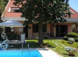 B&b Villa Beatrice, Brancaleone Marina (Ferruzzano yakınında)