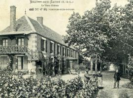 L'evidence, Bragny-sur-Saône (рядом с городом Toutenant)