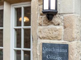 Coachmans Cottage, Stony Middleton (рядом с городом Froggatt)