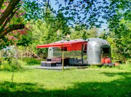 The Airstream, Penryn