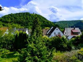 Idyllisches Wohnen im Kurort, Bad Ditzenbach (Mühlhausen im Täle yakınında)