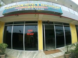 Pradhan hotel Mirik, Mirik