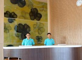 FixOn Capsule Hotel, Purwokerto (рядом с городом Bumiayu)