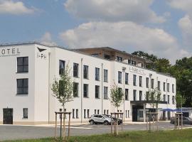 i - PARK Hotel Klingholz, Reichenberg (Herchsheim yakınında)