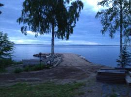 Усадьба Kovalla, Makkola (рядом с городом Kokkoniemi)