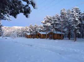 Solvang camping og leirsted