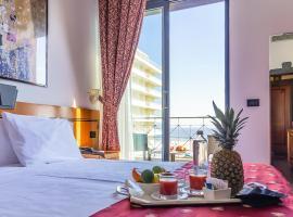 Best Western Hotel Nettunia, Rimini (Miramare yakınında)