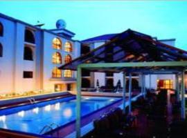 M Plaza Hotel, Аккра (рядом с городом Mamobi)