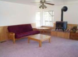 Johnson Home, Oak Shores