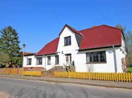 Ferienwohnung Sandhof SEE 9481, Sandhof (Goldberg yakınında)