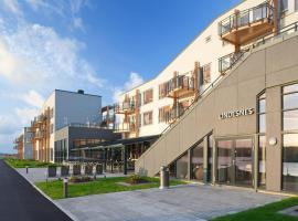 Lindesnes Havhotel, Spangereid