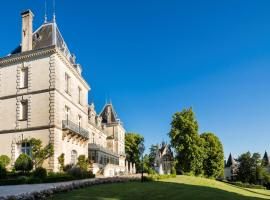 Château de Mirambeau - Relais & Châteaux, Mirambeau