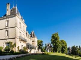 Château de Mirambeau - Relais & Châteaux, Мирамбо