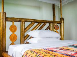 Queen Elizabeth PVT Lodge, Kichwamba (рядом с регионом Igara)