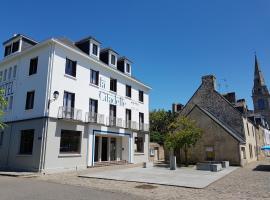 Hotel De La Citadelle, Пор-Луи (рядом с городом Пор-Гэр)