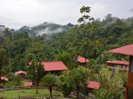 Pacuare River Lodge, Bajo Tigre