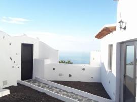 Sea View Villa, Chio (El Malpaís yakınında)