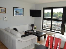 Penthouse Appartment, Lisburn (рядом с городом Stonyford)