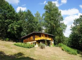South Vosges : holiday chalet - Gerardmer, Sapois (рядом с городом Gerbamont )