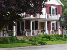 Black Lantern Inn, Montgomery Center (in de buurt van Eden Mills)