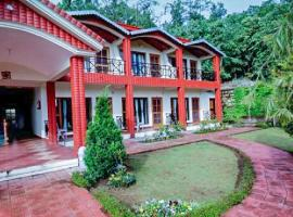 10 BHK Boutique stay in Chaukori, Pithoragarh(A620), by GuestHouser, Dharamgarh (рядом с городом Gangolihāt)