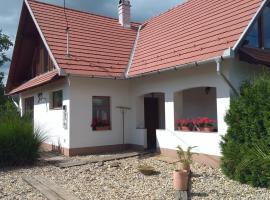 Diófás Guesthouse, Rózsaszentmárton (рядом с городом Szirák)