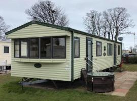 Moray Court 3 Bedroom caravan Haven Site Edinburgh sleeps 6, Port Seton (рядом с городом Коккензи)