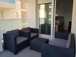 Apartamento playa Piles, Piles