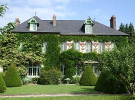 Le Clos des ifs, Thiétreville (рядом с городом Gerponville)