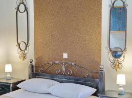 Ammos Boutique Hotel, Нафпактос (рядом с городом Монастираки)