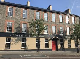 Foyle Hotel, Moville