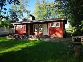 Koivuniemi Cottage, Сякюля