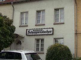 Mainzer Schoppenstecher, Mainz (Ginsheim-Gustavsburg yakınında)