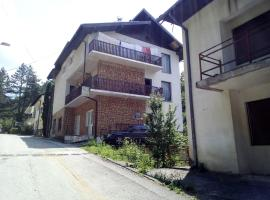 MX - prenocista, Srebrenica (Milići yakınında)