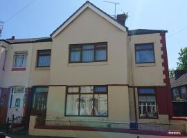 Gorton House, Ливерпуль (рядом с городом Tarbock)