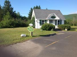 Forks Pool Cottage, Margaree Forks