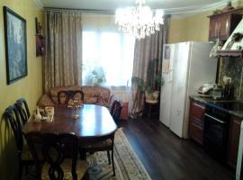 Appartamenty v Pirogovo, Пироговский