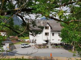 Gasthof Pension Gaistal, Leutasch