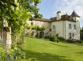Domaine de la Piale, Fons (рядом с городом Cardaillac)