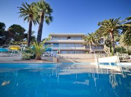 Nyala Suite Hotel, San Remo