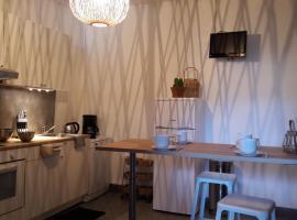 appartement le centre, Bourg-Argental (рядом с городом Saint-Julien-Molin-Molette)