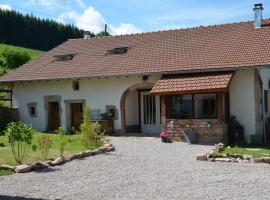 Chez Louna - Grand Gîte, Aumontzey (рядом с городом La Chapelle)